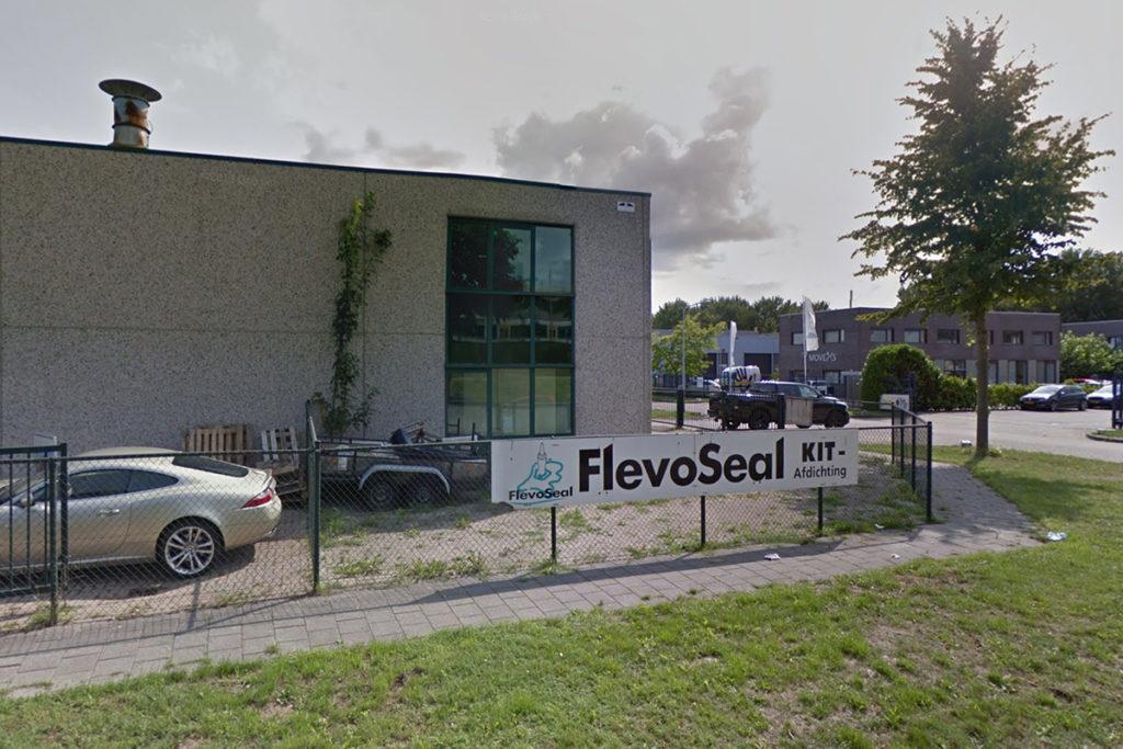 FlevoSeal kitters kitbedrijf Almere